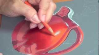Colored Pencil Blending with Kendra Ferreira