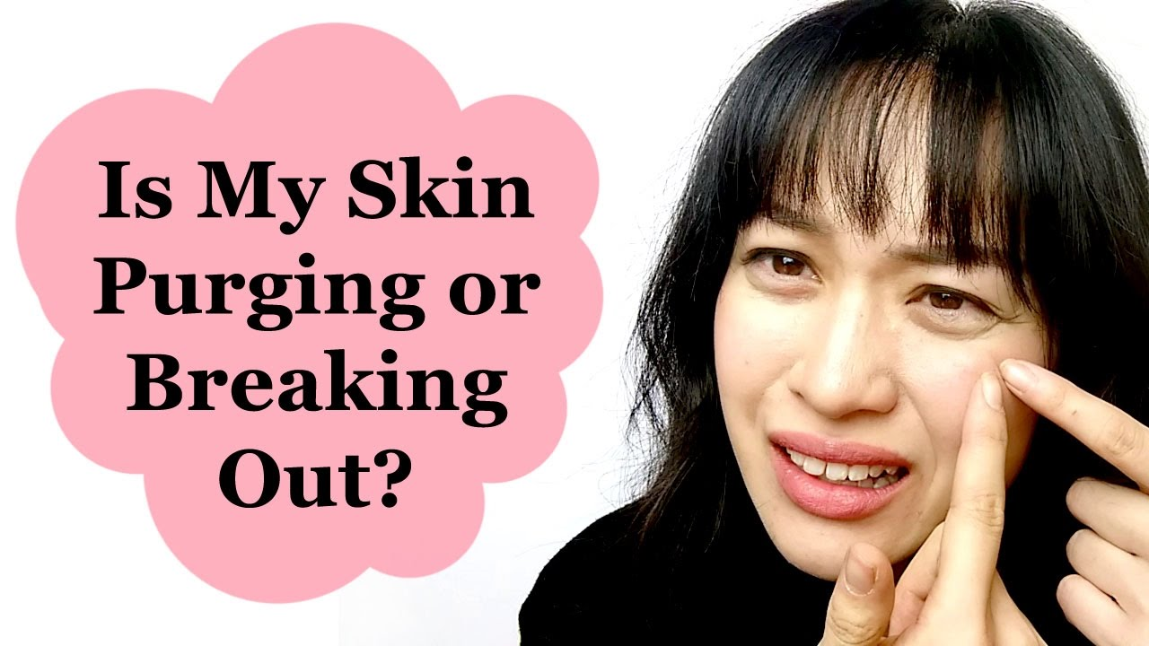 Is My Skin Purging or Breaking Out?   Lab Muffin Beauty Science