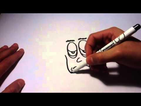 Dessiner un visage - Expression de BD:  Apprendre à dessiner un visage BD