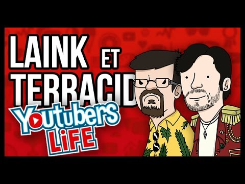 LOUIS LE YOUTUBER GAMING (Youtubers Life)