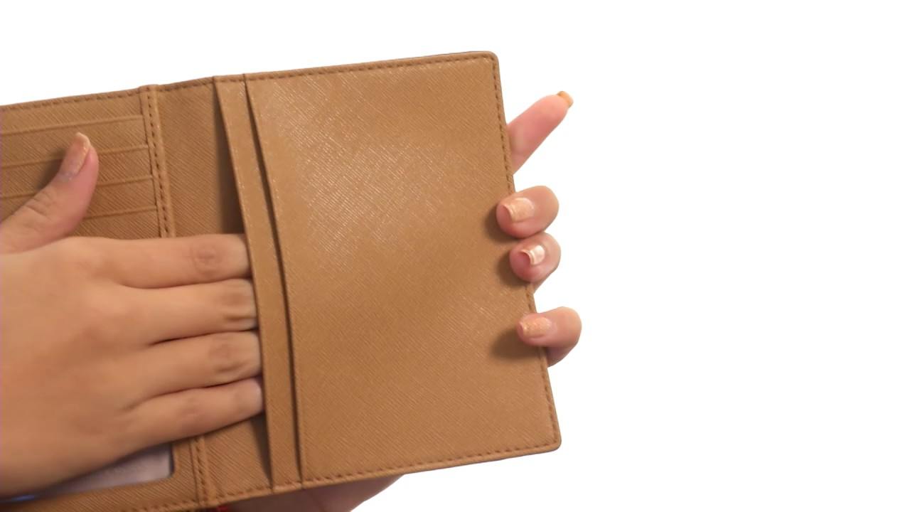 093766dee2d MICHAEL Michael Kors Illustrations Sl Away Passport Wallet SKU:8835424