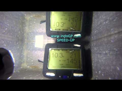 GoPro SESSION4 Depth testing to 10.3 meters for 30 minutes