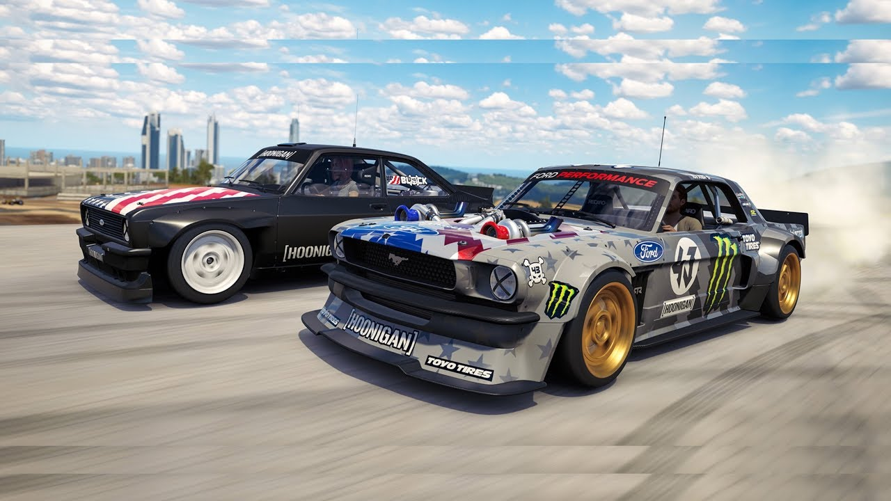 Forza  How To Get Hoonigan Car Pack