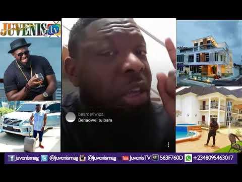 Hot! Timaya Shows off Mansion, Attacks Wizkid, Davido, Hushpuppi & NEPA