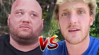 Logan Paul Reacts To Fake Slap Rumors & Accepts New Boxing Offer