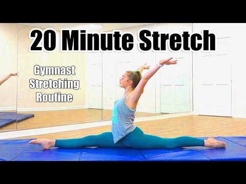 20-minute-stretch-|-gymnast-stretching-routine---whitney-bjerken