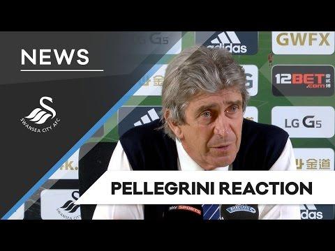 Swans TV - Reaction: Manuel Pellegrini