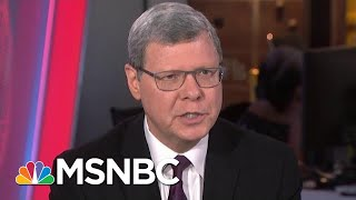 President Donald Trump Walks Out Of Shutdown Meeting With Democrats | Velshi & Ruhle | MSNBC