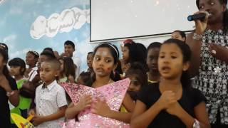 Chant Noël avec les enfants