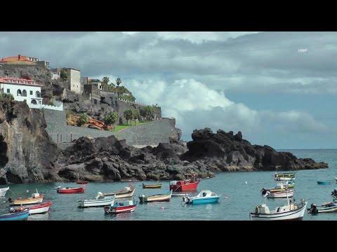 Madeira 2015/°Camara de Lobos°- Imposantes Fischerdorf Nähe Funchal