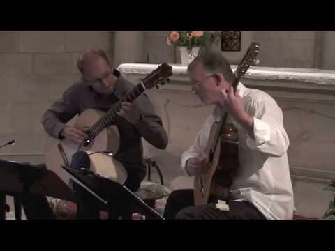 Fernando SOR- Study in B Minor, Op. 35, Nr. 22 (Duet)