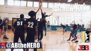 JBA Tryouts New York! Recap and Highlights Extended cut! Big Baller Brand #JBA #BBB