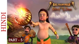 Bal Hanuman - Return of the Demon - Part 5 Of 5 - Hindi animated story