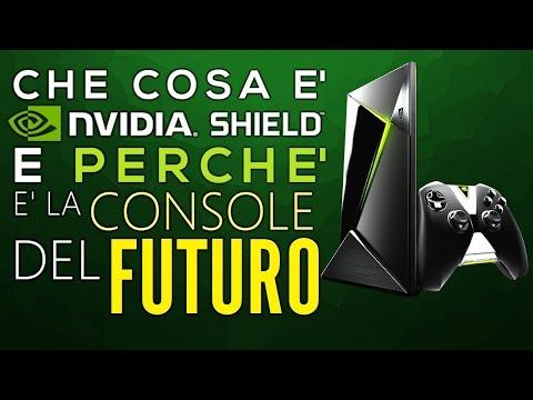 Che cosa è nVidia Shield TV e Perché è la Console del Futuro