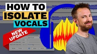 Download lagu How to Isolate Vocals in Audacity MP3
