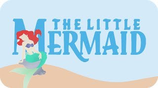 "The Little Mermaid (1989) - ""Part of Your World"" - Video/Lyrics (HD)"