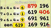 Thai Lottery winning open tips 1 7 2017 thai Lottery new
