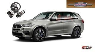 BMW X5 M VS Subaru Forester - тест-драйв, обзор паркетных внедорожников City Car Driving АРХИВ(BMW X5 M - среднеразмерный кроссовер от немецкого автопроизводителя BMW. Автомобиль был представлен в 1999 году..., 2016-08-26T07:56:36.000Z)