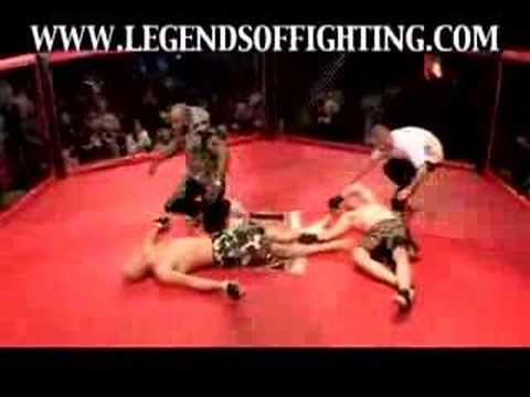 Shaun Tyler vs Brian Parker