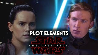 Star Wars The Last Jedi NEW Plot Elements Revealed!