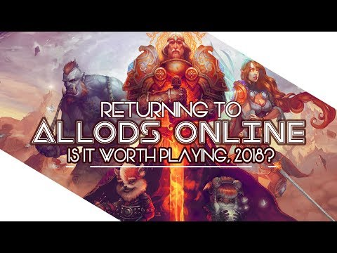 Returning To Allods Online - Is It Worth Playing Right Now, In 2018?