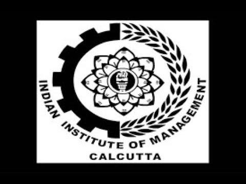 IIM Calcutta FPM Webinar