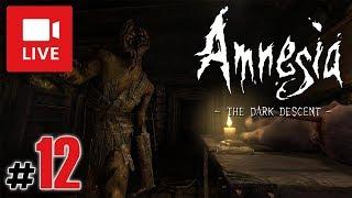 "[Archiwum] Live - AMNESIA: The Dark Descent! (6) - [2/3] - ""Agrippa"""