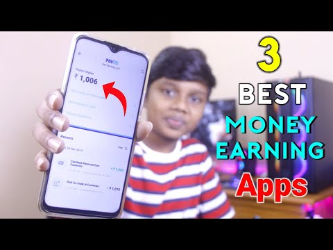 Best 3 Money Earning Apps in Tamil? | Earn Money Online without Investment