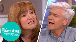 Holly Is Shocked at Guest's Notion That Short Skirts Lead to Sexual Assault | This Morning