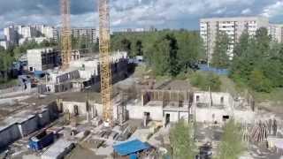 Ход строительства ЖК