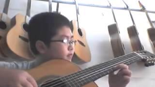 Đỗ Văn Tùng - Lớp Guitar Classic tại Dương Cầm Quận 7