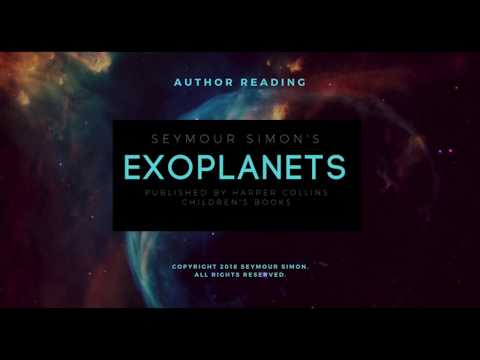 Seymour Simon Reads From EXOPLANETS