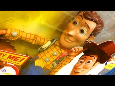 Toy Story Woody Alive In Box Caught On iPhone At Target Toy Comes To Life