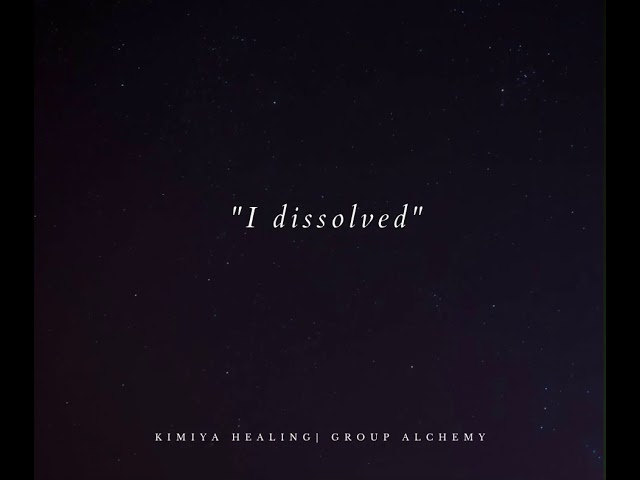Kimiya Healing Group Alchemy