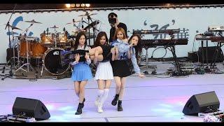 블랙핑크 BLACKPINK 붐바야 연세대 아카라카 전체캠 by 미스터신 170520 AKARAKA Festival