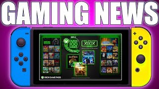 XBOX Game Pass on Switch - Youtube ADPOCALYPSE 2 - Fortnite Resurrection Stone (GAMING NEWS)