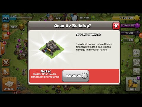 Builder Base Update - Clash Of Clans - New Defences For Home Village !