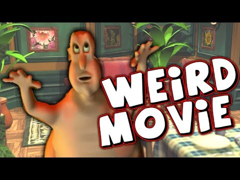 Strawinsky and the Mysterious House - The WEIRD Animated Movie (Globglogabgalab)