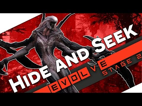 HIDE AND SEEK 2!! COSMIC WRAITH!! - Evolve Stage 2 Gameplay (4K ULTRA HD) from YouTube · Duration:  8 minutes 47 seconds