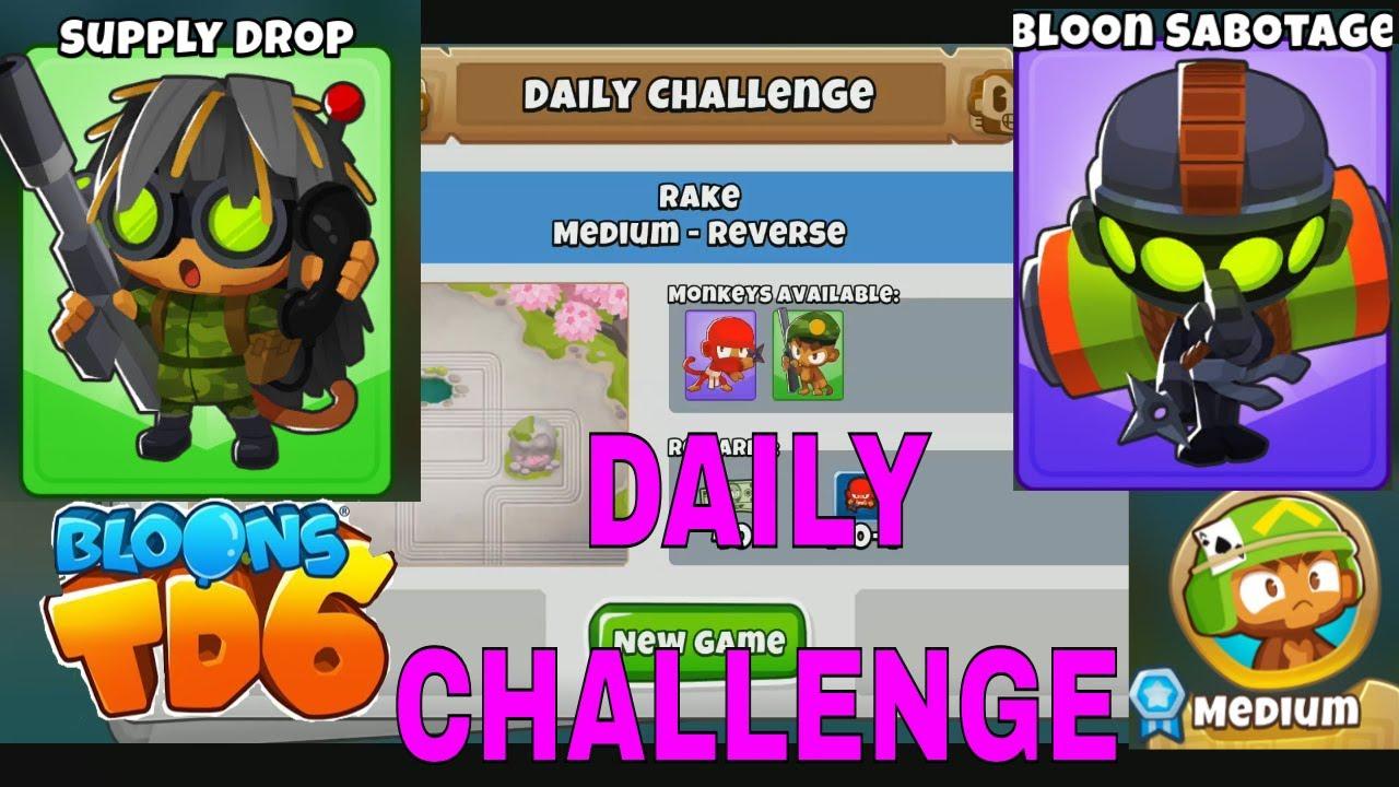 💋 Bloons tower defense 6 challenge codes | Get Bloons TD Battles