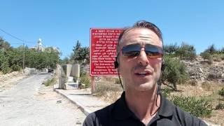 It's Illegal to enter Bethlehem!?