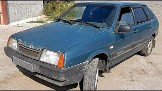 видео Новый кузов на ВАЗ 2109