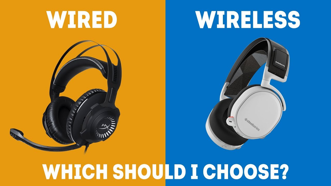 Wired Vs Wireless Gaming Headset Which Is Better For Gaming Simple Youtube