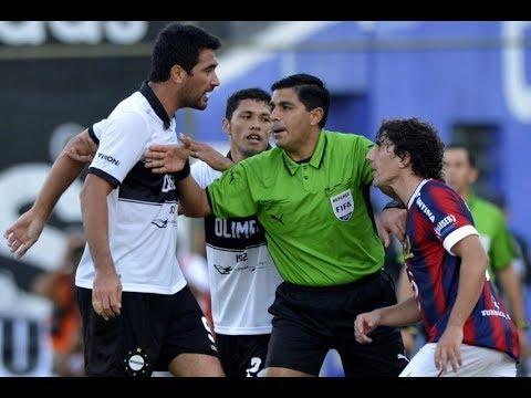 Los clásicos de Enrique Cáceres en el fútbol paraguayo
