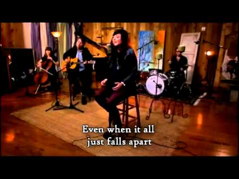 Kari Jobe - Steady my heart - Acoustic (Lyrics)