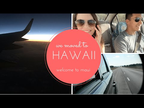 WE MOVED TO HAWAII !!