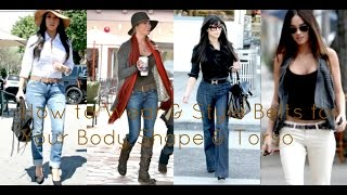 REQUESTED: How to Select Belts for Your Body Shape & Torso | Jalisa's Fashion Files