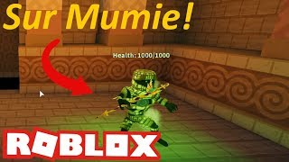 The Mummy will KILL us! | | ROBLOX, Time Travel Adventures | | Danish, Ep 5