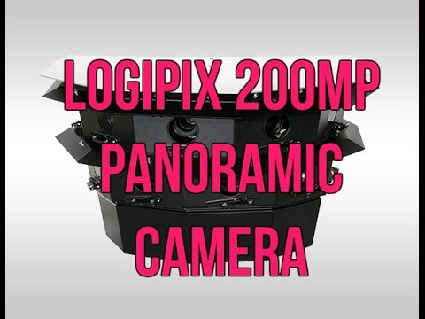 LOGIPIX 200MP Panoramic Camera for Surveillance & Intelligent Traffic Management | Digit.in