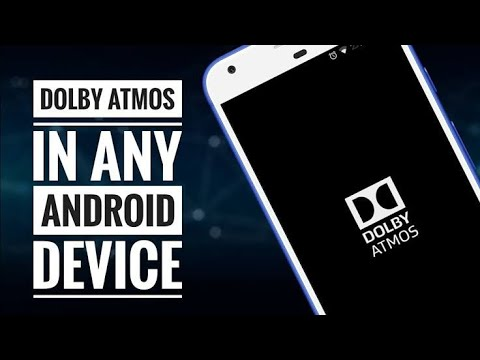 Dolby Digital For All Android Device | Without Root Install Dolby Atmos Sound In Any Android Device